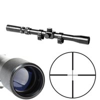 Wholesale Telescopic Sights For Air Rifles - Outdoor sports 3-7x20 Air Rifle Telescopic Gun Scope Sight For Hunting