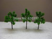 Wholesale Wholesale N Scale Trains - Wholesale- G3010 Scale Train Layout Set Model Trees N Z 3cm