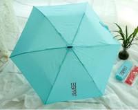 Wholesale Kid Rain Gear - Umbrella Mini Pockets Umbrella 165g Small Folding kid umbrella men sun rain gear Parasol