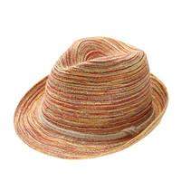 Wholesale Straw Hat Womens Fashion - Wholesale- summer hat women Lady European Fashion straw hat Sun Block Seaside Sunhat womens beach hats women's hat