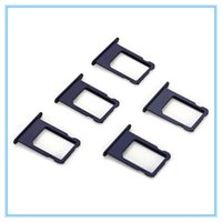 nano plateau 4s achat en gros de-Micro Nano support de carte SIM Slot pour iPhone 4 4G 4S 5 5C 5S 5G Adaptateur de support de carte SIM Apple