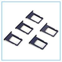 nano bandeja 4s al por mayor-Ranura para tarjeta Micro Nano SIM Holder para iPhone 4 4G 4S 5 5C 5S 5G Adaptador para tarjeta SIM Socket Apple
