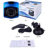 Wholesale Camcorder Microphone Wholesale - 2017 mini auto car dvr camera dvrs full hd 1080p parking recorder 2.4 video registrator camcorder night vision black box