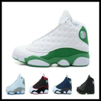 Wholesale Best Cheap Gps - Best Cheap Air Retro 13 mens Basketball Shoes 13s black cat bred cp3 grey toe he got game hologram home reflective silver gp white red