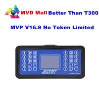 Wholesale mvp pro key programmer - Best Quality Lowest Price MVP Key Programmer Latest V16.9 English Spanish MVP Pro Key Decoder For Multi-Cars DHL free shipping