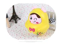 Wholesale Large Plastic Dolls Wholesale - Baby baby toys 0-1 years old 3-6-9-12 months early childhood educational doll nodding large tumbler