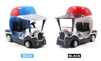 Wholesale Silent Frequency - Shenqiwei item number 8011 Golf Cart rc car with light with two colors 27 and 40m frequency controller birthday gift toy