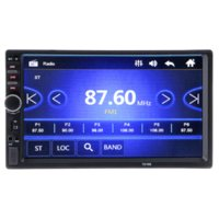 2 DIN Auto Radio Player 7'HD Bluetooth Rückansicht Stereo FM MP3 MP5 Multimedia Video Audio USB AUX Auto Elektronik Autoradio 2din