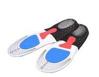 Unisex Orthotic Arch Soporte de zapato Pad Sport Running Gel Insoles Insert Cushion