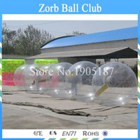 Wholesale High Quality Cheap PVC Water Walking Ball Inflatable Running Water Bubble Roller Ball For Adult And Children