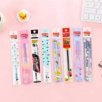 Wholesale Refill Promotional Pens - 20 pcs pack 0.38mm Various Universal Refill 0.5mm Gel Pen Ink Pen 0.35mm Promotional Gift Stationery School & Office Supply