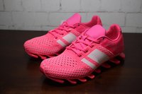 Wholesale Women Green Driving Shoe - Supply 2017 New Meringblade Razor Sneakers New Tennis Springblade Drive Sport Shoes Sports Spring Blade Athletic Shoes Size 5-11