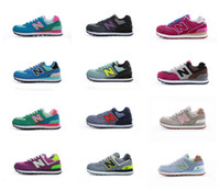 Women sport picks - 2017 New Laabalance ML574 D Womens Retro Casual Sport Shoes Sneakers Trainers Pick
