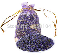 Wholesale lavender sachets wholesale - Wholesale- 30 bags lot Lavender Sachet For Living Room Drawer Car Office Bags Smell Sachet Natural Aromatic Flower Bud