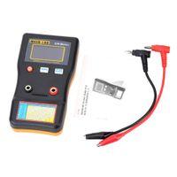 Wholesale Tester Meter Circuit - Freeshipping Professional Resistance Capacitor Circuit Tester High Precision Measuring Capacitance MESR-100 ESR Capacitance Meter
