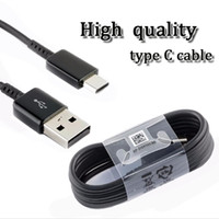 Wholesale Universal Fittings - Top quality OEM 1.2M 4 ft usb type C sync data cable supply fast charging fit for s8 note 4 fast charger work for s8 plus note 8