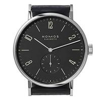 Wholesale Quartz Clock Plastic - Mens Watches Top Brand Luxury nomos Famous Watches Fashion Casual Leather Men Watches Quartz Watch Clock Men Relogio Masculino Drop Shipping