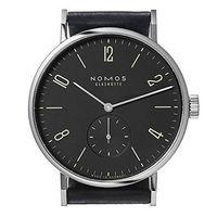 мужчины оптовых-Мужские часы топ бренд роскошные nomos известные часы мода повседневная кожа мужские часы Кварцевые часы Часы мужчины Relogio Masculino Drop Shipping