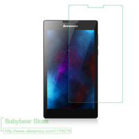 Wholesale tablet tab2 for sale - H For For Lenovo Tab Tab2 A7 A7 A7 TC A7 HC A7 GC inch Tablet Tempered Glass Screen Protector