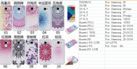 Wholesale Cover Huawei Butterfly - Flower Butterfly Soft TPU Case For Sony Xperia XA Ipod Touch 6 5 6g For LG LS775 For Huawei P9 Lite P8 Henna Mandala Paisley Gel Skin Cover
