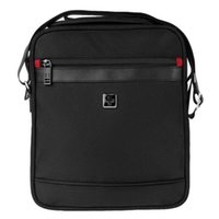 Wholesale Man Messanger Bag - Wholesale-Swisswin Swiss Men Messenger Bags 11 inch Waterproof Shoulder Bag 11 inch Women Messanger Satchels la bolsa de mensajero sw9726a