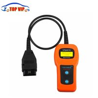 Wholesale rate code - Wholesale- 2016 Top-Rated High Quality U480 CAN-BUS OBD OBD2 Code Reader Scanner U480 Code Reader for V. W U480 Scanner Free Shipping