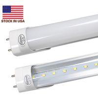 4 'füße led licht großhandel-LED Birnen Röhren 4 Fuß FT 4ft LED Röhre 18W 22W T8 Leuchtstofflampe 6500K kaltweiß Fabrik Großhandel + Lager in den USA
