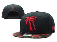 Wholesale Trees Blvd - Blvd Supply Tree Rose Flower Snapback Hat Cap Fashion Hip Hop Snapbacks Men Women Summer Beach Sun Hats Cool Party Caps