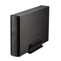 pc sabit diskler toptan satış-Toptan Satış - SATA I / II USB3.0 süper hızlı harici 3.5 '' HDD encloure / kutu / kutu Sata Devlet Sabit Disk Sürücüsü PC bilgisayar / masaüstü / dizüstü bilgisayar
