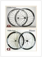 Wholesale Cheap Bike Hubs - Good quality and Cheap 700c 3K UD 303 38mm carbon road bike wheels with 20.5mm width 6 kinds of hubs free shipping