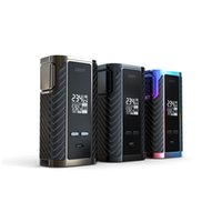 Original IJOY Captain PD270 Box Mod Vape 234W NI / TI / SS TC Electronic Cigarette Vaper Power by Dual 20700 Battery