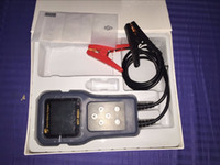 Wholesale 12v Battery Analyzer Tester - Wholesale- New Car Battery Tester 12V 24V Auto Digital Battery Analyzer MST-8000+