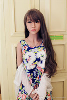 Wholesale Real Doll Japan Hot - 140cm new style sex doll,new style hot sale japan silicone real doll for adult man mini sex love dropship toys factorysex dolls product for