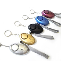 Wholesale Guard Personal Security Alarm - Personal Alarm With Keychain Torch Light with mix color packing,Travel Guard Personal Alarm Self Defense Security Alarm
