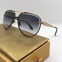 Wholesale Pink Cheetah - new men brand sunglasses frency&mercucy vintage sunglasses FC Cheetah pilot frame mirror lens fashion summer style steampunk style