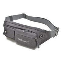 Wholesale color fanny pack for sale - Group buy 50pcs Color Multifunctional Unisex Outdoor Running Cycling Pocket Sports Belt Bum Waist Bag Fanny Pack Bag