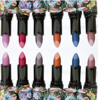 Wholesale Penny Charms - Newest Lips Lipstick Makeup Matte Lipstick 13 colors EYEMIRAGE THIRD  GEMMA roswell charmed lady ASPHALT DENIM PENNY DHL Free Shipping