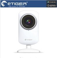Wholesale Hd Ip Systems - LS111- Hot Selling Etiger smart HD Wifi IP camera ES-CAM2A H.264 work together with S4 Alarm System