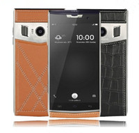 Wholesale Titan Smartphone Android - DOOGEE T3 Titans T3 4G Android 6.0 Smartphone dual screen 4.7inch 0.96inch MTK6753 Octa Core 13MP 3GB RAM 32GB ROM