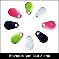 Cell Phone   Bluetooth Anti-lost Device water drops Bluetooth anti-lost Alarm mobile phone anti-theft pet locator mini GPS car tracker