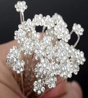 Wholesale Bridal Hairpins - Wedding Accessories Bridal Pearl Hairpins