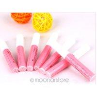 Wholesale Acrylic Nail Art Accessories - Women Nail Art Accessories Professional tools Acrylic Glue Decorate Tips Pink False Nail Art Glue