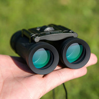Wholesale Binoculars Professional - Fashion Military HD Binoculars Professional Hunting Telescope Zoom High Quality Vision No Infrared Eyepiece black