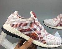 Wholesale Real Octopus - Real picture big discount womens mens Ultra Boost octopus knit Sports Running Shoes top quality boost training shoes size 36-44
