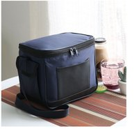 Wholesale Thermal Bags For Lunch - 2017 Thermo Lunch Bags Cooler Insulated Lunch Bags For Women Kids Thermal Bag Lunch Box Food Picnic Bags