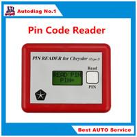 ingrosso codice pin del veicolo-Il lettore codice pin Chrysler (Tipo2) per Chrysler è in grado di leggere il codice pin del veicolo Chrysler (TYPE2).