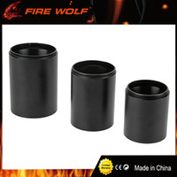 Wholesale metal standards - FIRE WOLF Hunting Tool Tactical Metal Alloy Optic Sunshade Sun Shade for Standard Rifle Scope Objective Lens 32mm 40mm 50mm