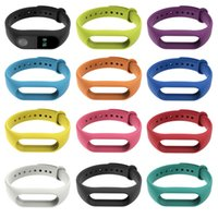 Wholesale silicone bracelet accessories for sale - Xiaomi Mi Band Strap Miband Silicone Strap Bracelet Replacement Wristband Smart Band Accessories Reemplazo Pulsera