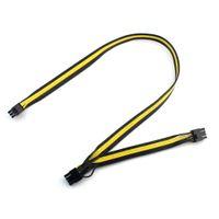 Wholesale Power Line Module - F22452 XT-XINTE 6P to 8P (6 + 2) Server Power Conversion Board Graphics Module Line Cable 60+20CM