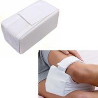 Wholesale Separate Legs - Wholesale- NEW Knee Support Ease Pillow Cushion Comforts Bed Sleeping Separate Back Leg Pain Support
